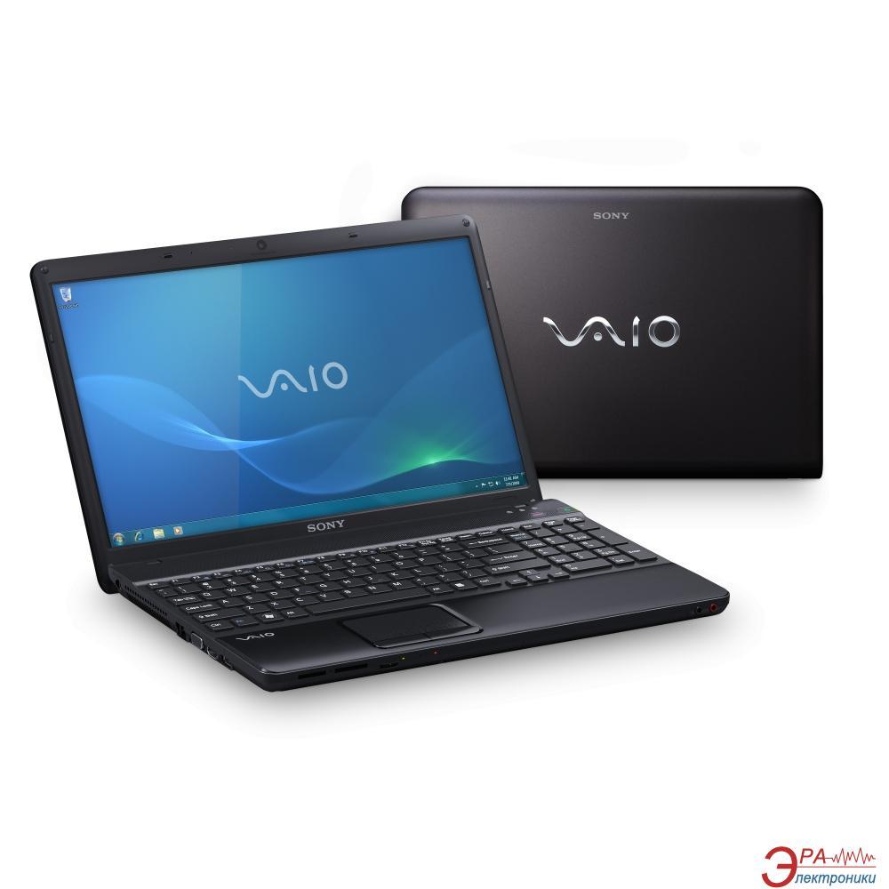 Ноутбук Sony VAIO VPC-EC1S1R/BJ (VPCEC1S1R/BJ.RU3) Black 17,3