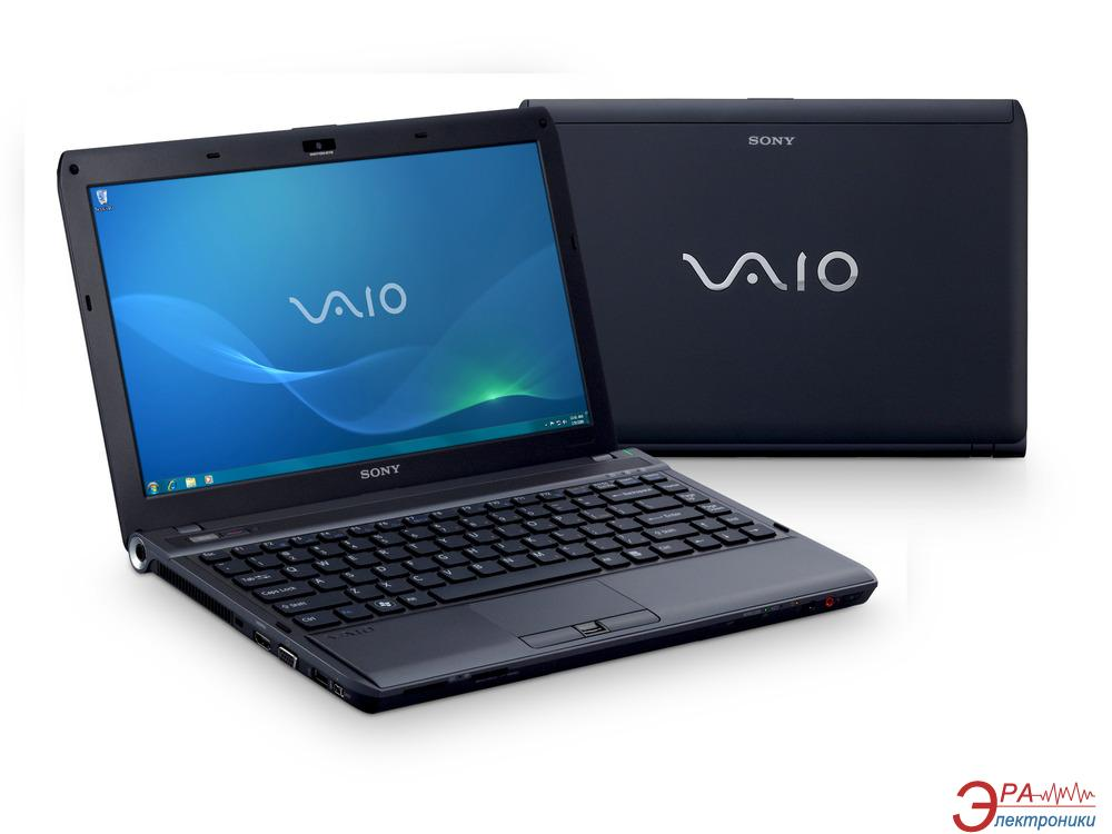 Ноутбук Sony VAIO VPC-S11V9R/B (VPCS11V9R/B.RU3) Black 13,3