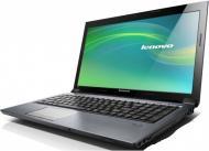 Ноутбук Lenovo IdeaPad V570A (59-317318) Silver 15,6