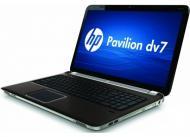 Ноутбук HP Pavilion dv7-6b03er (QJ394EA) Black 17,3