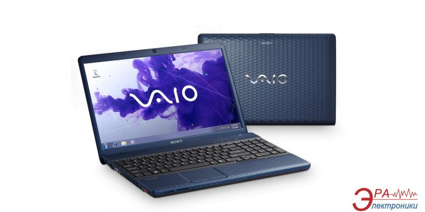 Ноутбук Sony VAIO EH3J1R/ L (VPCEH3J1R/L.RU3) Blue 15,6