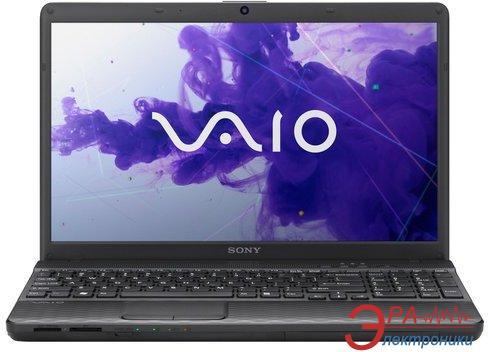 Ноутбук Sony VAIO EL22FX/B (VPCEL22FX/B) Black 15,6