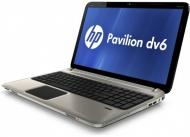 ������� HP Pavilion dv6-6c55sr (B0C02EA) Grey 15,6