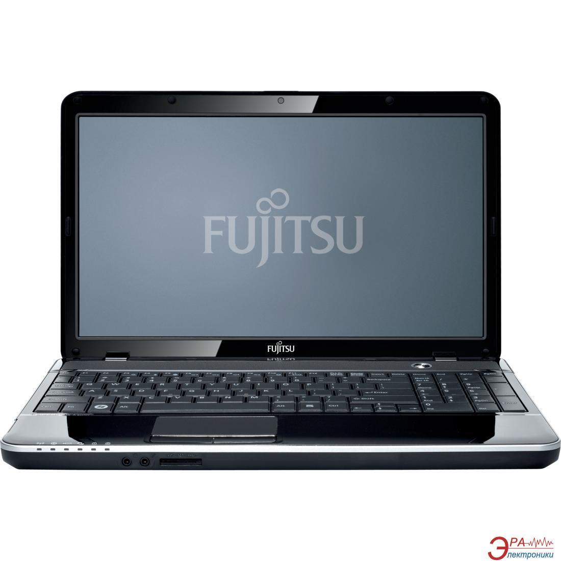 Ноутбук Fujitsu Lifebook AH531MRKO (VFY:AH531MRKO5RU) Black 15,6