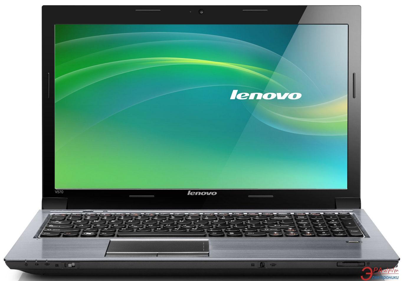Ноутбук Lenovo IdeaPad V570A (59-320655) Silver 15,6