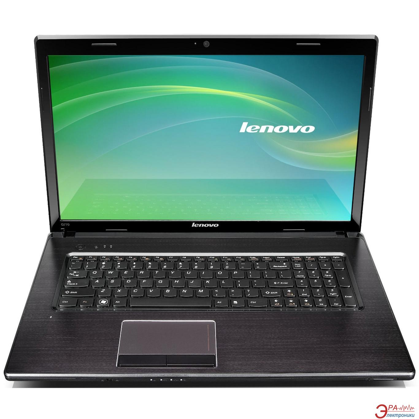 Ноутбук Lenovo IdeaPad G770A (59-316346) Brown 17,3