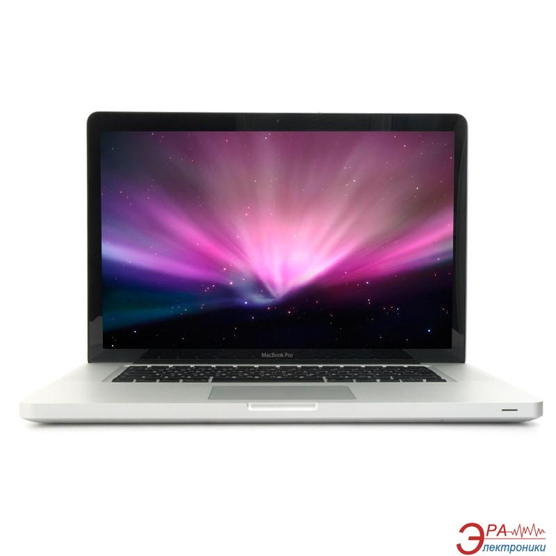 Ноутбук Apple A1286 MacBook Pro (MD104RS/A) Aluminum 15,6