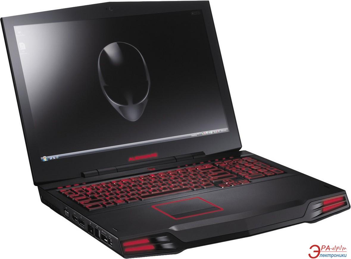Ноутбук Dell ALIENWARE M17X (210-90020blk) Black 17,3
