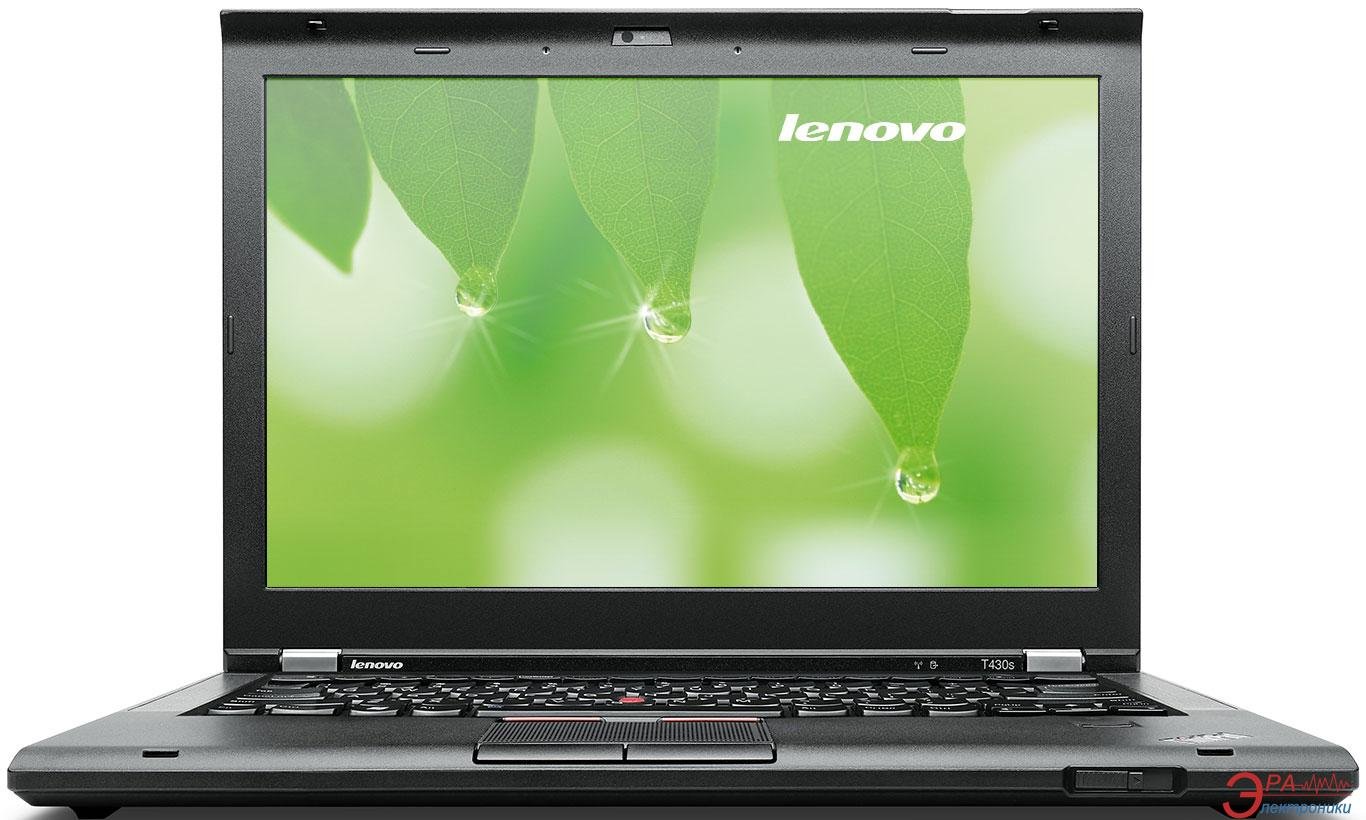 Ноутбук Lenovo ThinkPad T430s (N1M9QRT) Black 14