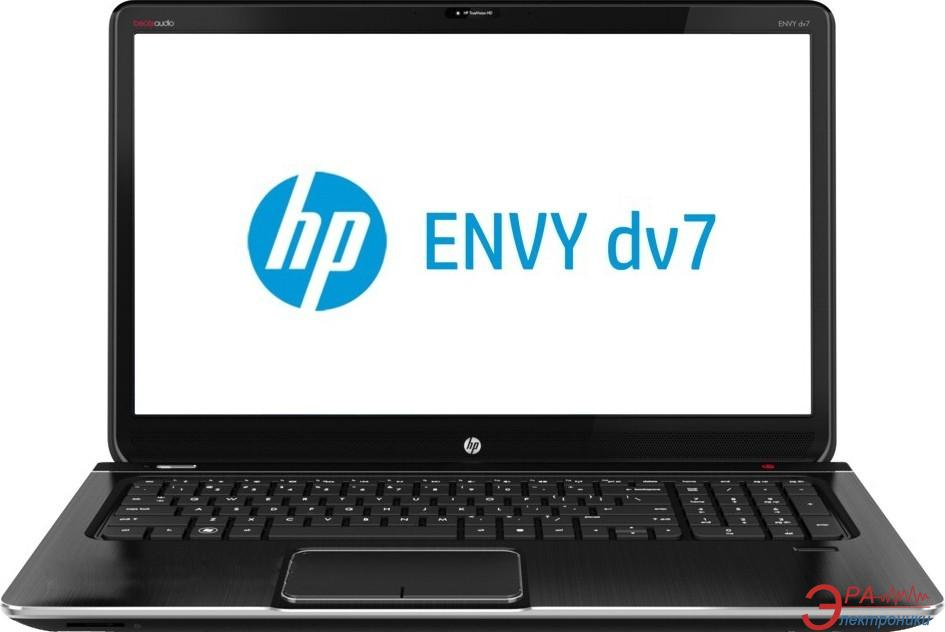 Ноутбук HP Envy dv7-7388sr (E0R49EA) Black 17,3
