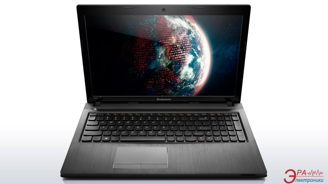 Ноутбук Lenovo IdeaPad G500G (59-381116) Black 15,6
