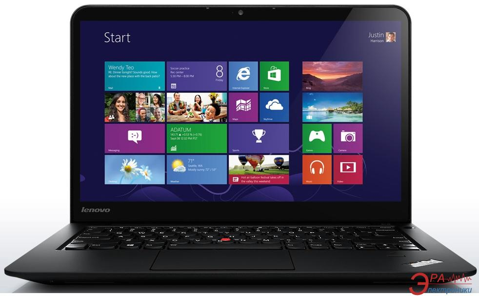 Ноутбук Lenovo ThinkPad Edge S440 touch (20AY001DRT) Black 14