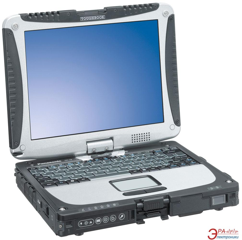 Нетбук Panasonic TOUGHBOOK CF-19FHGAXN9 (CF-19FHGAXN9) Black Intel 10.4