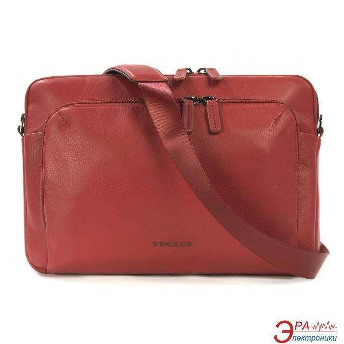 Сумка для ноутбука Tucano One Premium sleeve (Elegant Red) (BFOP11-R)