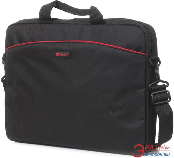 Сумка для ноутбука X-DIGITAL Tanga 316 Black (XT316)