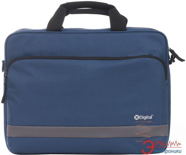 Сумка для ноутбука X-DIGITAL Wilson 116 Blue (W116BL)