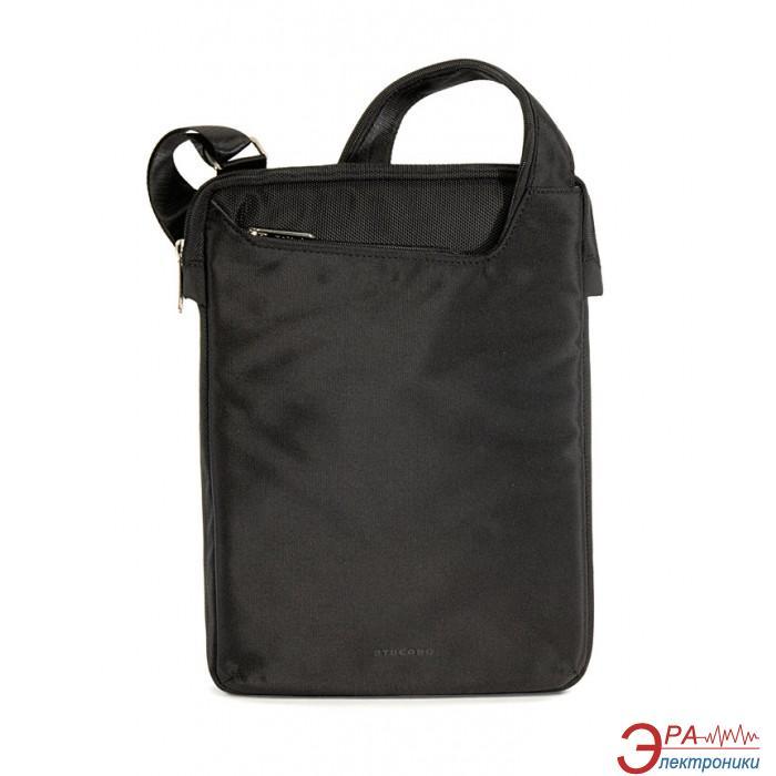 Сумка для ноутбука Tucano Finatex City Milano Black (MIBFITCI-G)