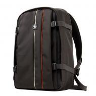 Рюкзак для ноутбука Crumpler Jackpack Full Photo Backpack (grey black/orange) (JPFBP-005)