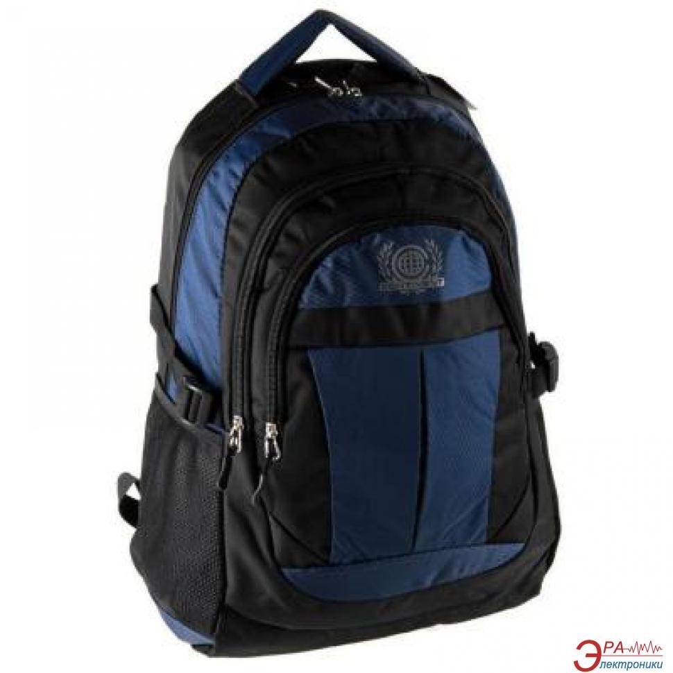 Рюкзак для ноутбука Continent Blue 15.6 (BP-001Blue)