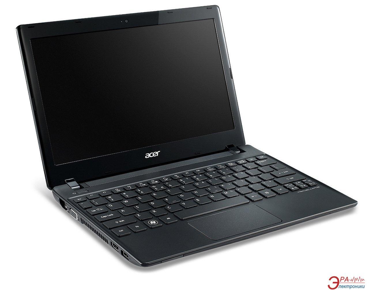 Нетбук Acer TravelMate B113-E-10174G50AKK (NX.V7PEU.011) Black 11.6