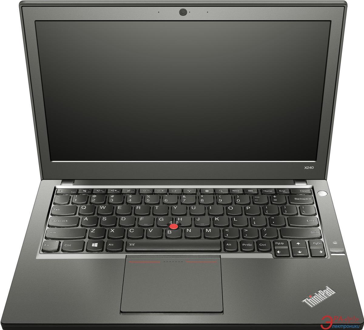 Нетбук Lenovo ThinkPad X240 (20AL0005RT) Black 12.5