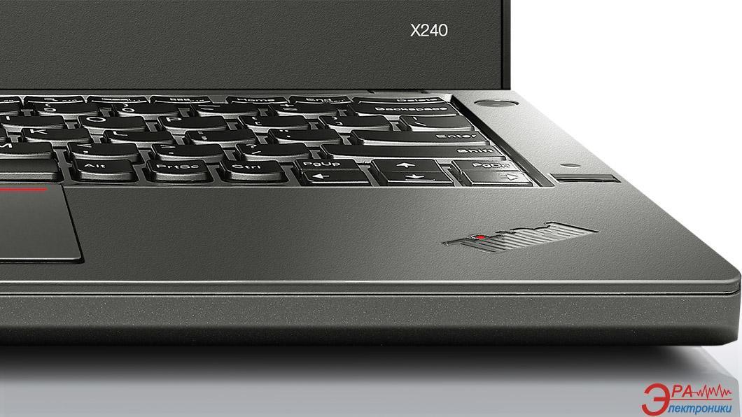 Нетбук Lenovo ThinkPad X240 (20AL0003RT) Black 12.5
