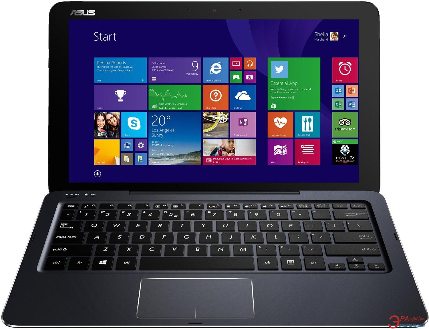 Нетбук Asus Transformer Book T300CHI (T300CHI-FH011H) Black 12.5