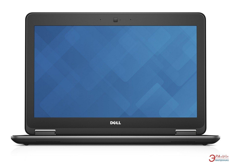 Нетбук Dell Latitude E7250 (CA001LE7250EMEA_WIN) Black 12.5