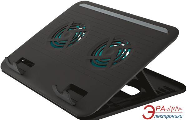 Подставка для ноутбука TRUST Cyclone Notebook Cooling Stand Black (17866) Black