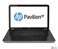 ������� HP Pavilion 17-e072er (F4V16EA) Black 17,3