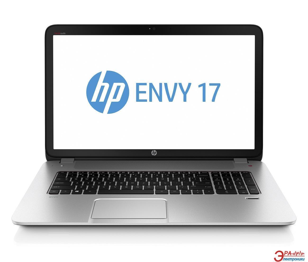 Ноутбук HP ENVY 17-j013sr (F0F26EA) Silver 17,3