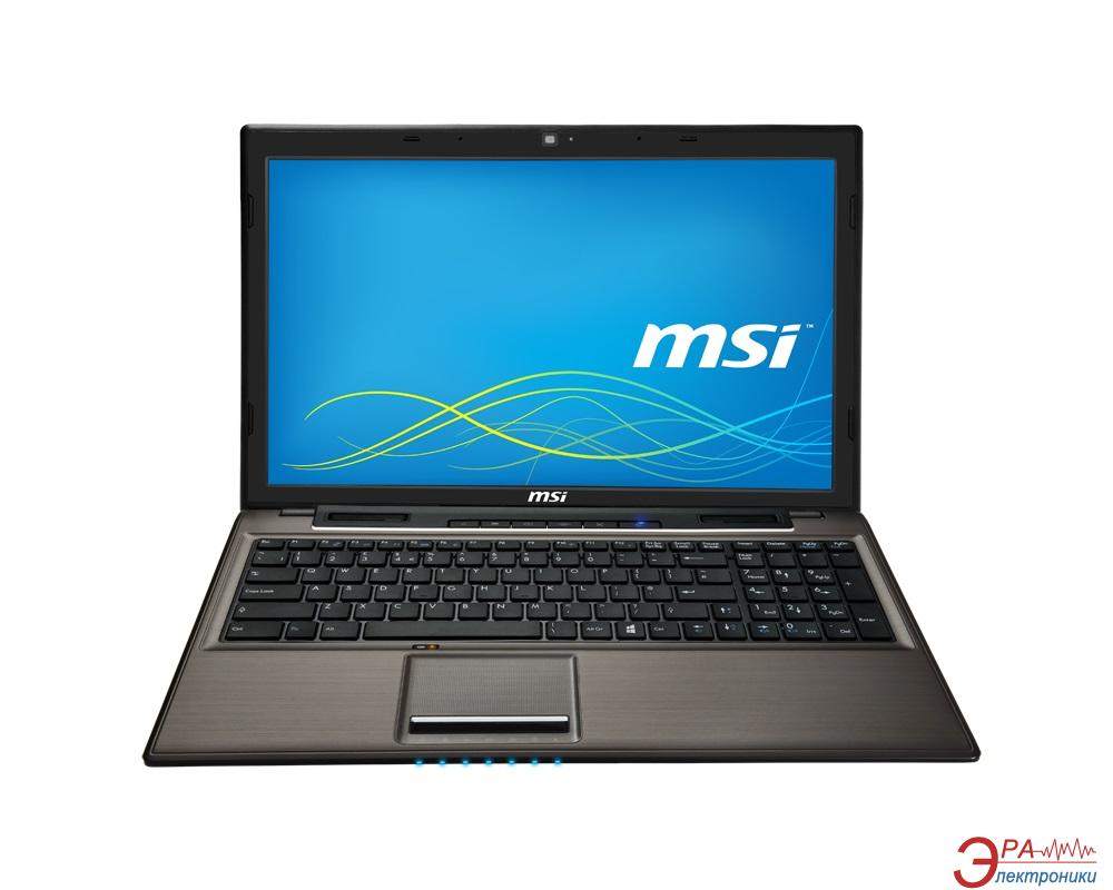 Ноутбук MSI CX61-2OD (CX612OD-407XUA) Black 15,6