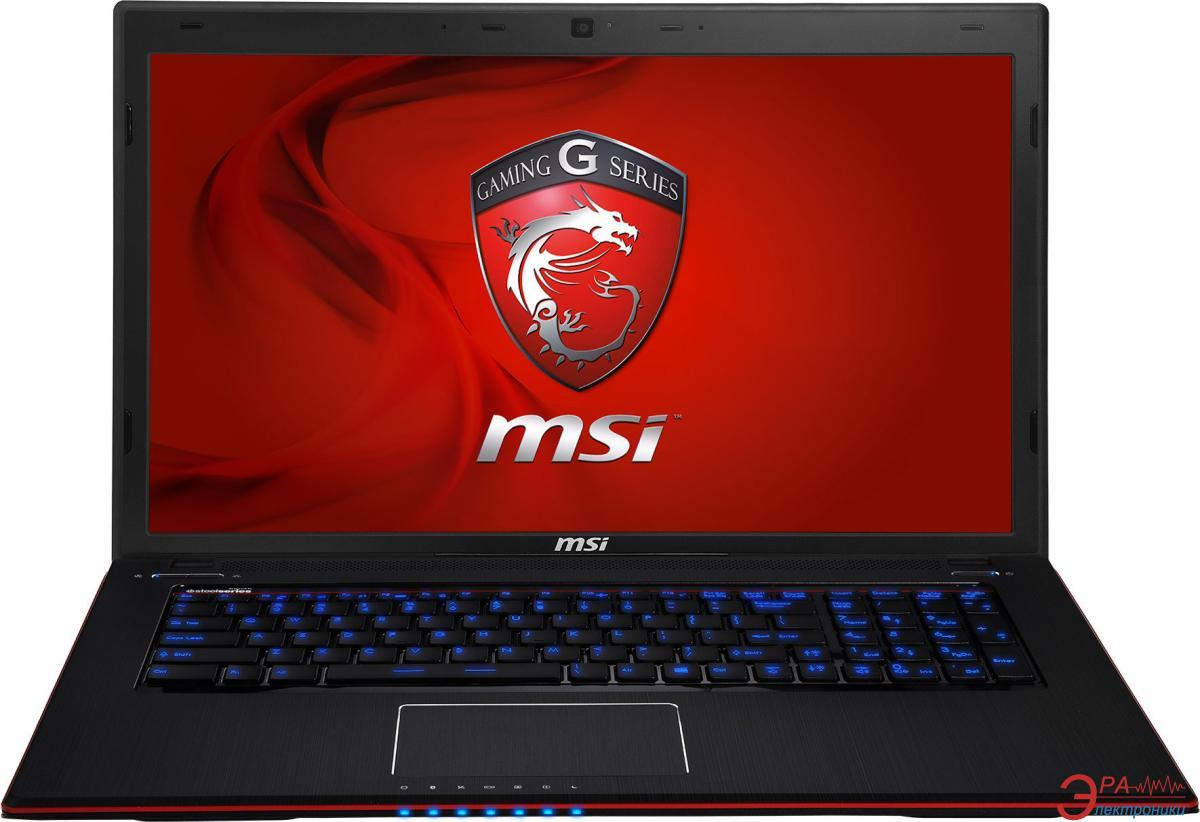 Ноутбук MSI GE70 2OE (GE702OE-403XUA) Black 17,3