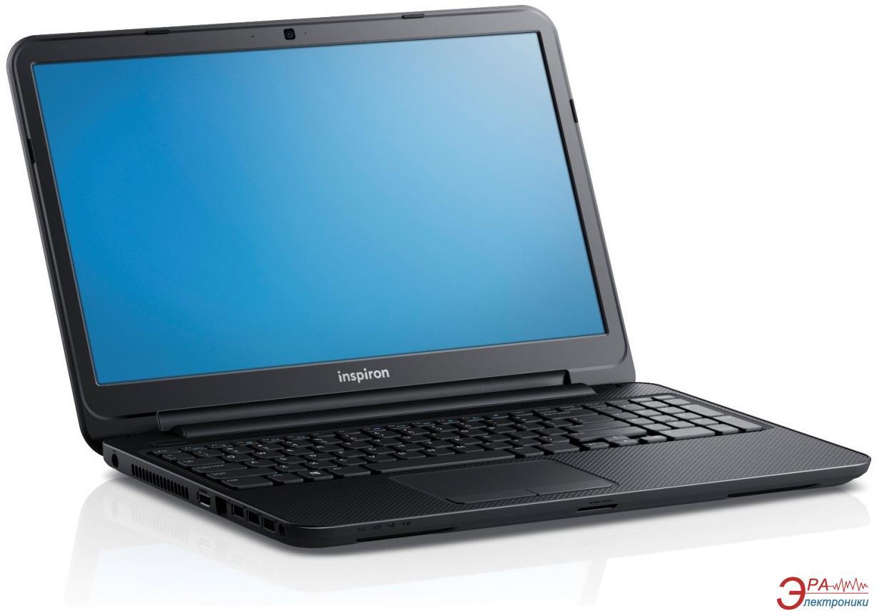 Ноутбук Dell Inspiron 3521 (3521Hi3217U4C500W8B) Black 15,6