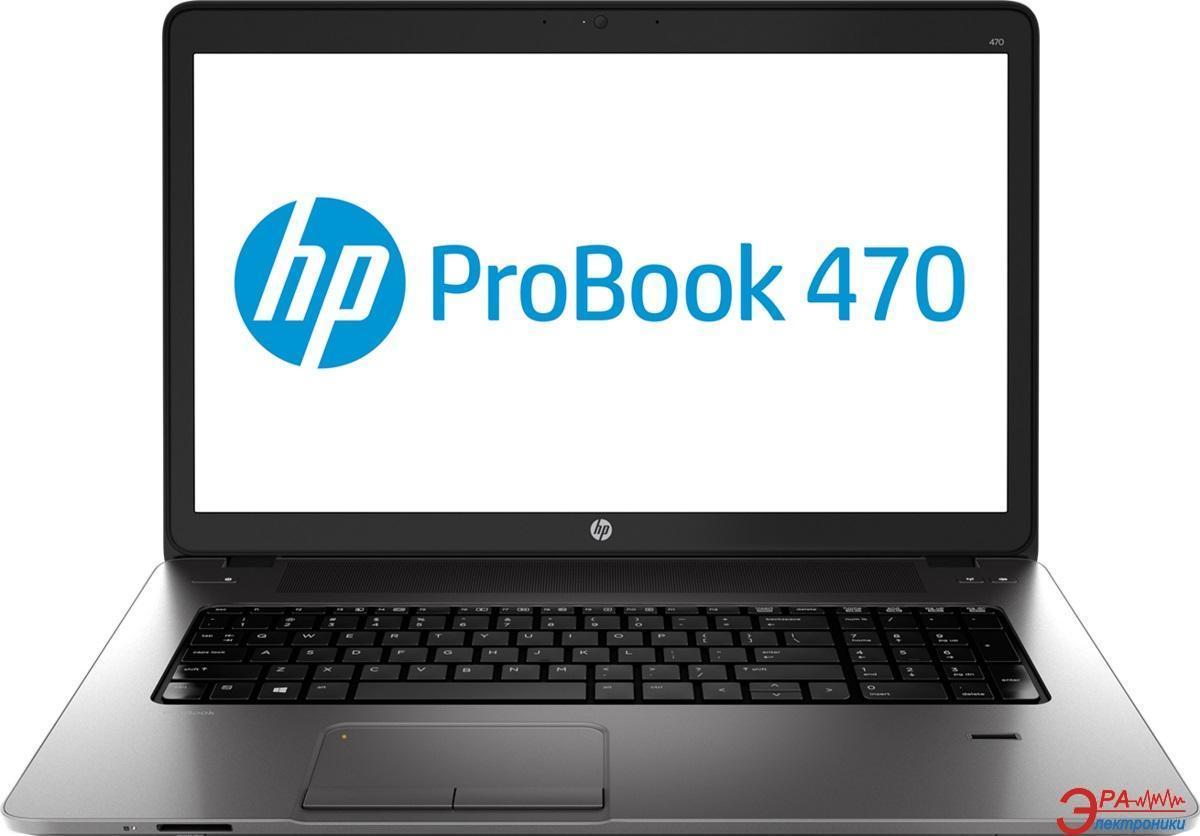 Ноутбук HP ProBook 470 G0 (E9Y73EA) Black 17,3