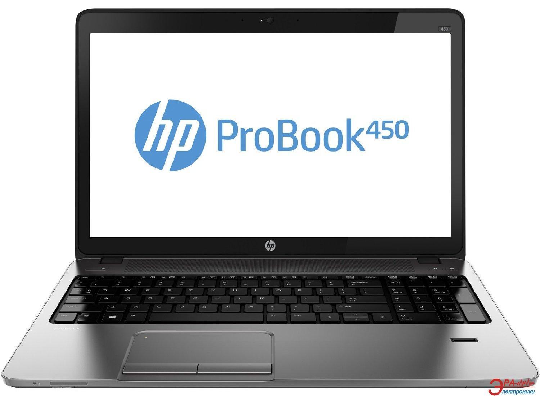 Ноутбук HP ProBook 450 G0 (F7Y25ES) Grey 15,6