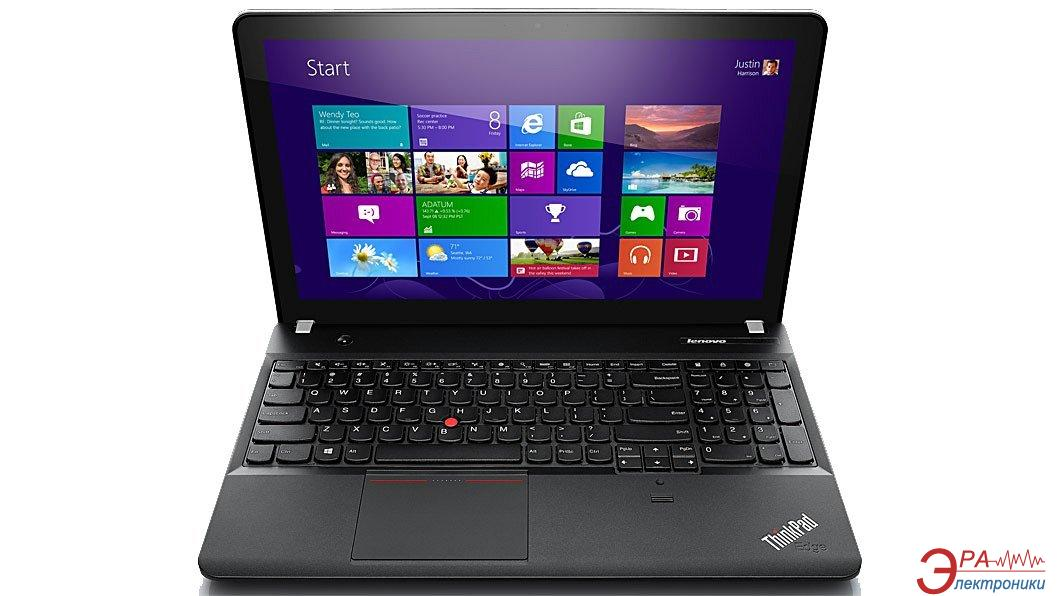 Ноутбук Lenovo Thinkpad Edge E540 (20C6A03100) Black 15,6