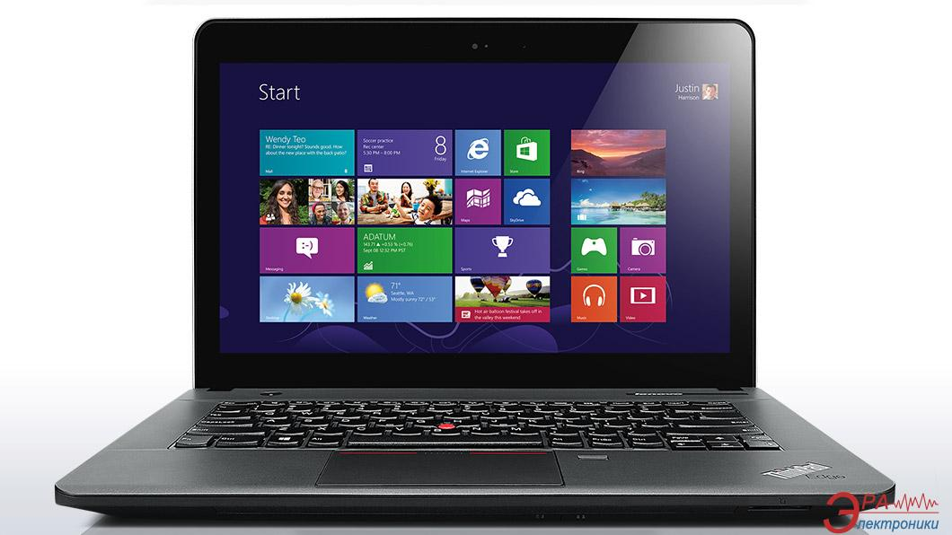 Ноутбук Lenovo ThinkPad Edge E440 (20C5A03400) Black 14