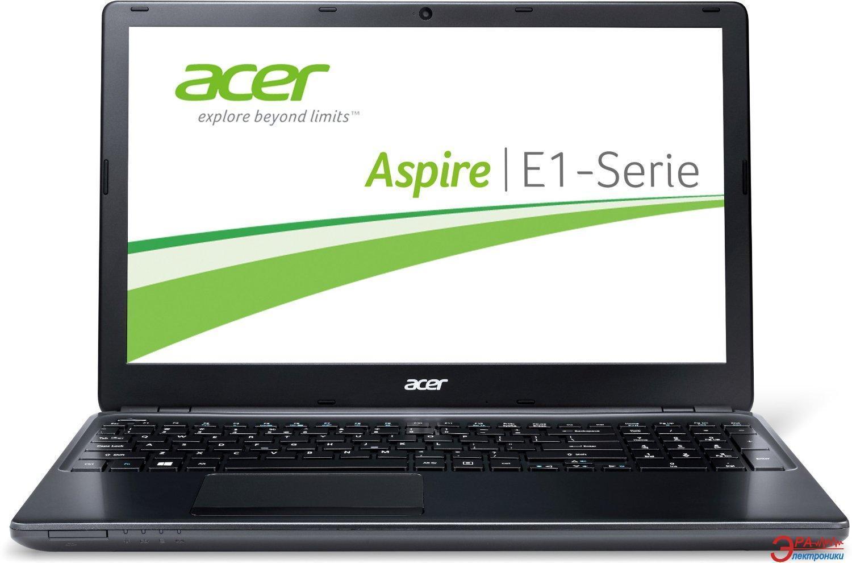 Ноутбук Acer Aspire E1-570G-33226G75Mnkk (NX.MESEU.017) Black 15,6