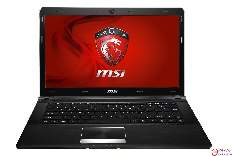 Ноутбук MSI GE40 2OC Dragon Eyes (GE402OC-437UA) Black 14