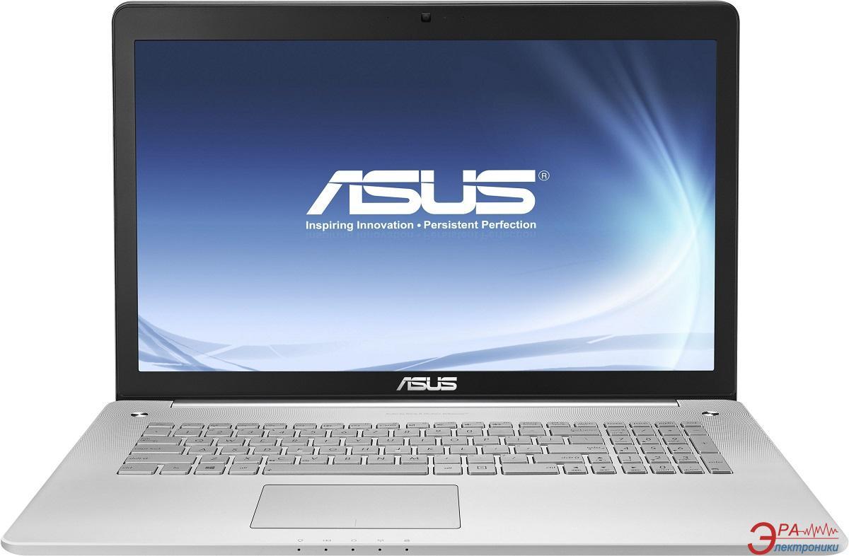 Ноутбук Asus N750JK (N750JK-T4024H) Grey 17,3
