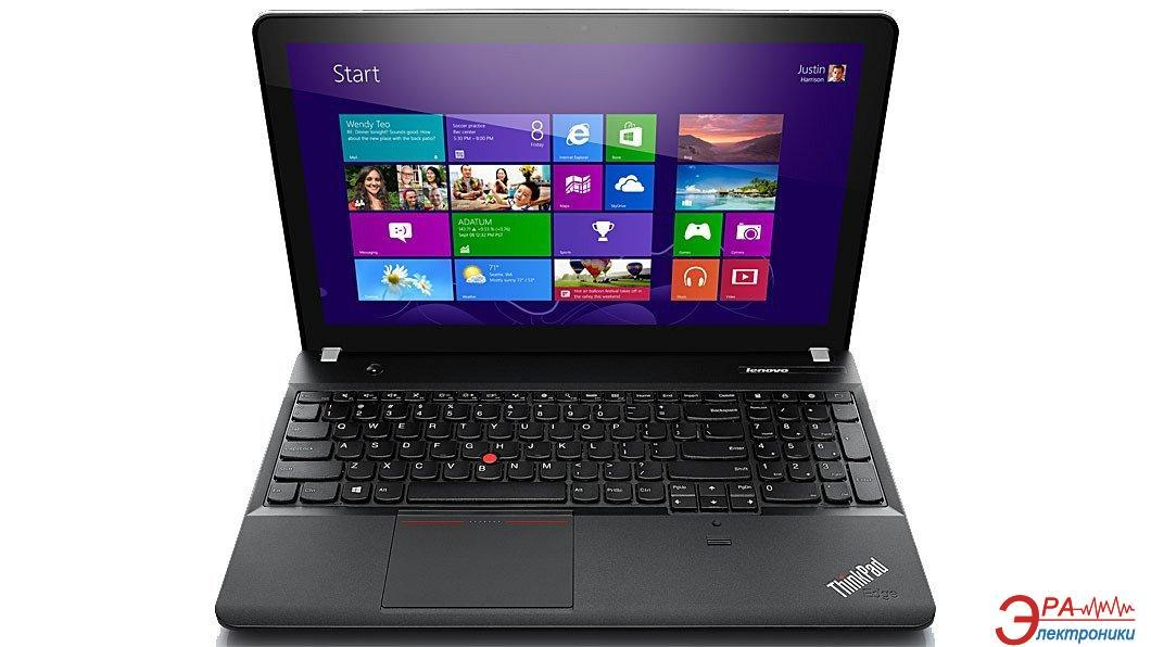 Ноутбук Lenovo Thinkpad Edge E540 (20C6A03600) Black 15,6