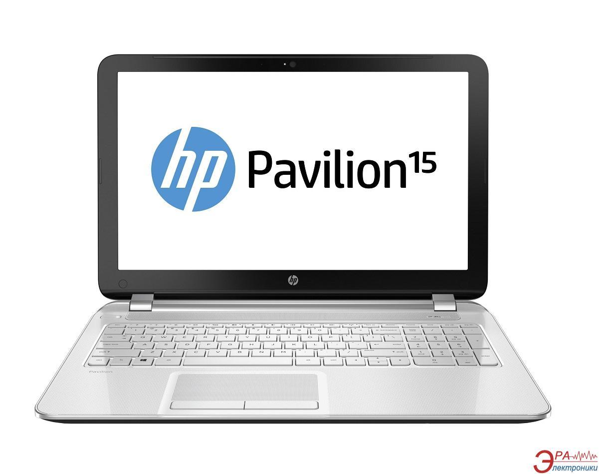Ноутбук HP Pavilion 15-n292sr (G5E73EA) White 15,6