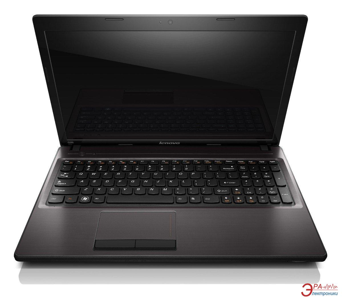 Ноутбук Lenovo IdeaPad G580AM (59-410806) Brown 15,6