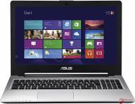 Ноутбук Asus S56CB (S56CB-XX507D) Black Silver 15,6