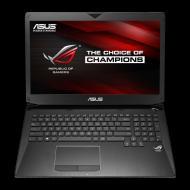 Ноутбук Asus G750JZ (G750JZ-T4011H) Black 17,3