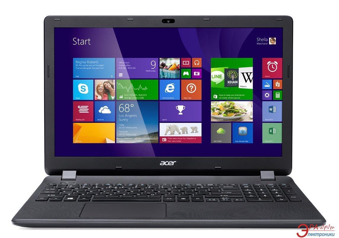 Ноутбук Acer Aspire ES1-512-C89T (NX.MRWEU.012) Black 15,6