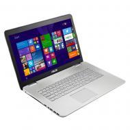 Ноутбук Asus N751JK (N751JK-T7051H) Grey 17,3