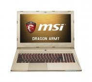 Ноутбук MSI GS60 2QE Ghost Pro (GS602QE-067UA) Gold 15,6