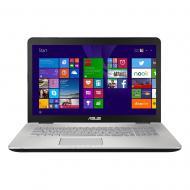 Ноутбук Asus N751JK (N751JK-T2221H) Grey 17,3